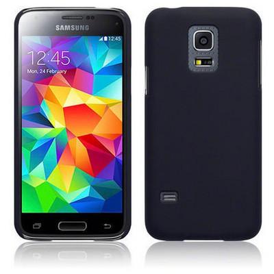 Microsonic Premium Slim Samsung Galaxy S5 Mini Kılıf Siyah Cep Telefonu Kılıfı