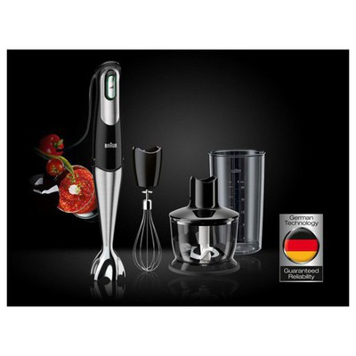 Braun Multiquick 7 MQ 735 Sauce Blender Seti