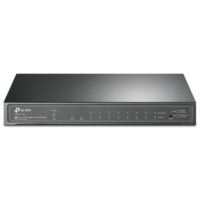 Tp-link TL-SG2210P 2 SFP Slotlu 8-Port Gigabit Smart PoE Switch