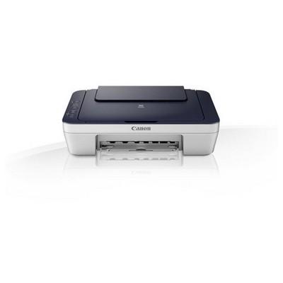 Canon PIXMA E404 Renkli Inkjet Yazıcı - A4 Mürekkep Püskürtmeli Yazıcı