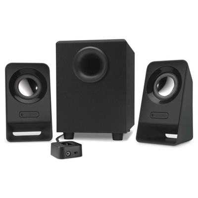 Logitech 980-000942 Multimedia Speakers Z213'ün 4""
