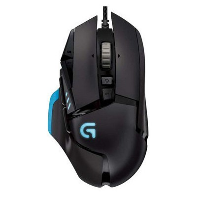 Logitech G502 Proteus Spectrum Gaming Mouse (910-004618)