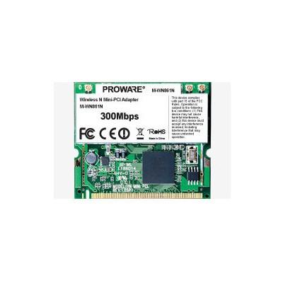 Mikrotik Proware Pw-mn561 Atheros Ar9223 Mini Pcı Card Firewall