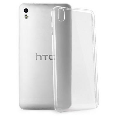 Microsonic Kristal Şefffaf Htc Desire 816 Kılıf Cep Telefonu Kılıfı