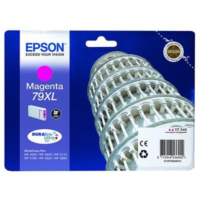 Epson C13T79034010 79XL Kırmızı Kartuş
