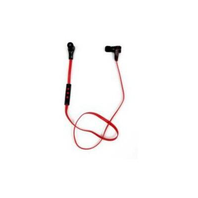 Inova Inv100r Inovaxıs Inv-100 Stereo  Kırmızı Renk Bluetooth Kulaklık