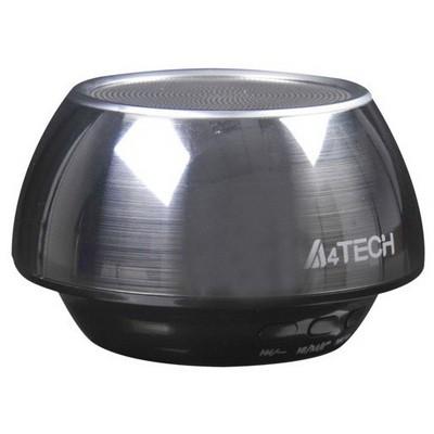 A4 Tech Bts-002 Gri Siyah 3w Bluetooth  Şarj Edilebilir Speaker