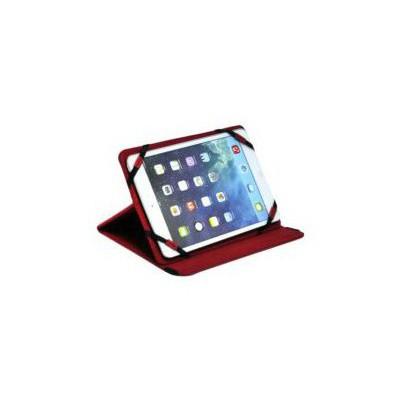 """Mila S802 8"""" Uyumlu S8 Serisi Universal  Kırmızı Renk Tablet Kılıfı"""