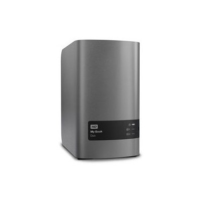 WD 4TB My Book Duo Harici Disk (WDBLWE0040JCH)