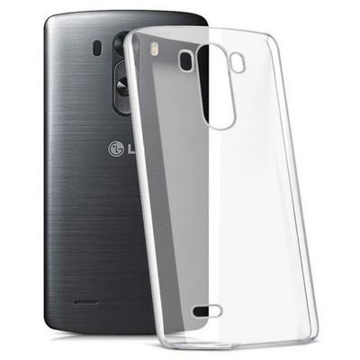 Microsonic Kristal Şefffaf Lg G3 Kılıf Cep Telefonu Kılıfı