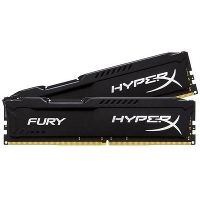 Kingston HyperX Fury 2x8GB Bellek - HX316C10FBK2/16