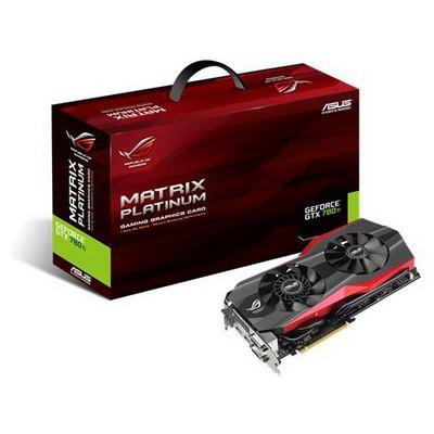 Asus ROG Matrix GeForce GTX 780 Ti 3G Ekran Kartı