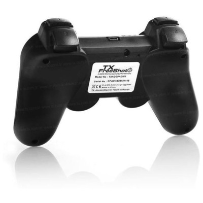 TX FreeShot PC/PS3 Gamepad (ACGPADW5)