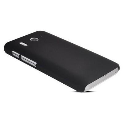 Microsonic Premium Slim Huawei Ascend Y320 Siyah Cep Telefonu Kılıfı