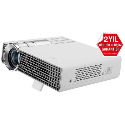 Asus  P2B WXGA Mobil Projektör