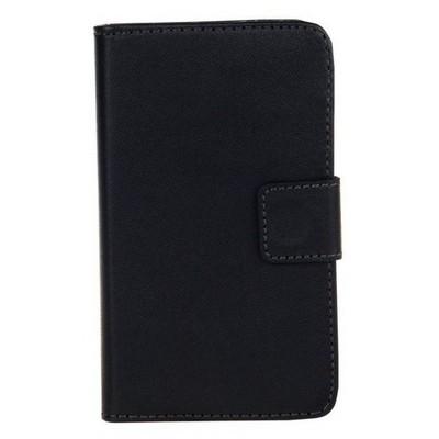 Microsonic Cüzdanlı Deri Nokia Lumia 530 Kılıf Siyah Cep Telefonu Kılıfı