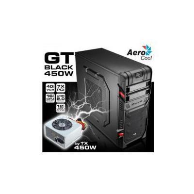 Aerocool GT 450w Gaming Kasa - AE-GT-450