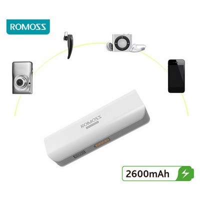 Romoss 2600mAh Sailing 1 Powerbank