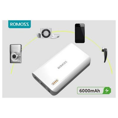 Romoss 6000mAh Solo 3 Powerbank