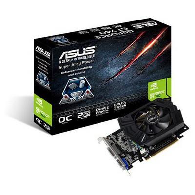 Asus GeForce GT 740 2G OC Ekran Kartı