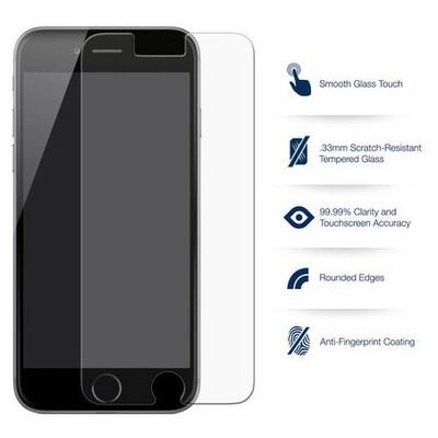 Microsonic Anti-fingerprint Ekran Koruyucu Iphone 6 Plus (5.5'') Film Ekran Koruyucu Film