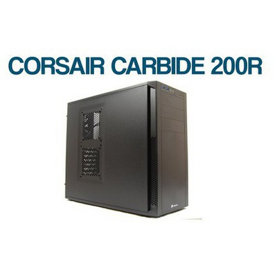 Corsair Cc-9011067-eu Carbide 200r + Vs550w (%85 Verimli) Mid Tower Kasa