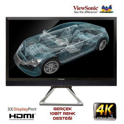 "Viewsonic VX2880ML 28"" 5ms Led Monitör"
