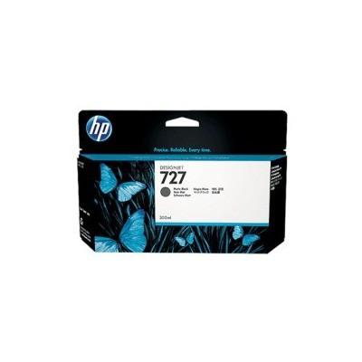 HP C1Q12A 727 Mat Siyah Kartuş