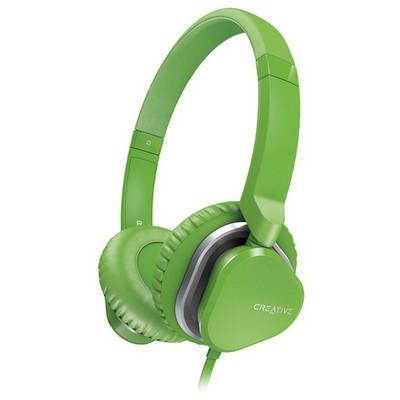 Creative Ma-2400 Headset Yesıl Kafa Bantlı Kulaklık