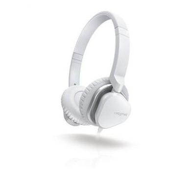 Creative MA-2400 HEADSET Beyaz Kafa Bantlı Kulaklık