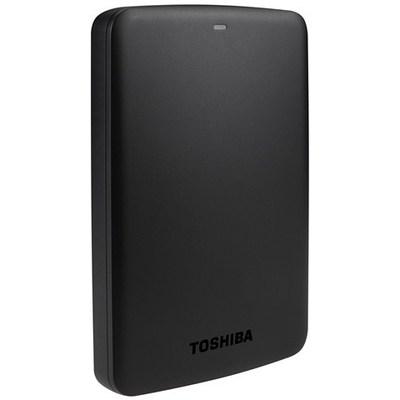 "Toshiba Hdtb310ek3aa Dsk Ext 2,5"" 1tb Usb3.0 Canvıo Basıc Siyah"