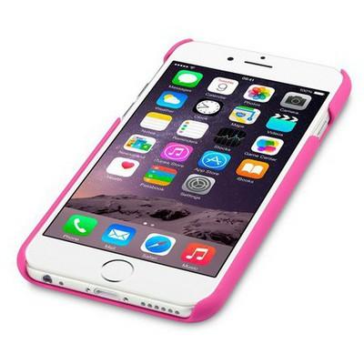 Microsonic Premium Slim Iphone 6 (4.7'') Kılıf Pembe Cep Telefonu Kılıfı