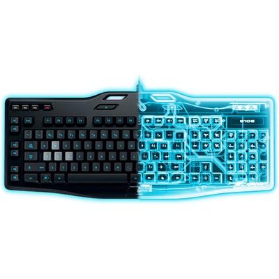 Logitech G105 Gaming  (920-005054) Klavye
