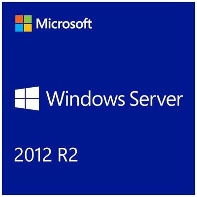 Microsoft Windows Server 2012 Standart English R2, 64bit, Dsp Dvd, P73-06165 Sunucu Yazılımı
