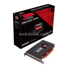 AMD Firepro W5100 4gb Gddr5 128bit Ekran Kartı