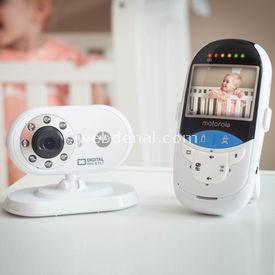Motorola MBP27T Dijital Bebek Kamerası Bebek Güvenliği