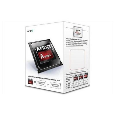 AMD A4-6300 İki Çekirdekli İşlemci