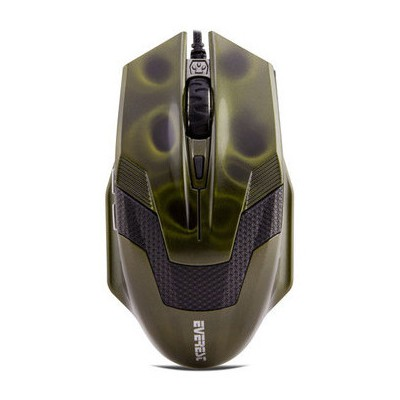 Everest SM-612 Gaming Mouse - Metalik Yeşil