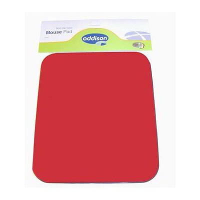 Addison 300143 Kırmızı Mouse Pad