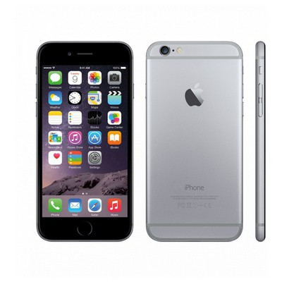 Apple iPhone 6 128gb Uzay Grisi - Apple Türkiye Garantili