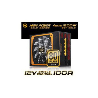 Highpower High Power Astro Gd 1200w 80+ Gold Modüler Psu Güç Kaynağı