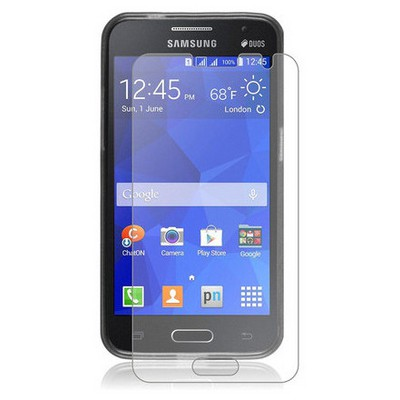 Microsonic Ultra Şeffaf Ekran Koruyucu Samsung Galaxy Core 2 Film Ekran Koruyucu Film