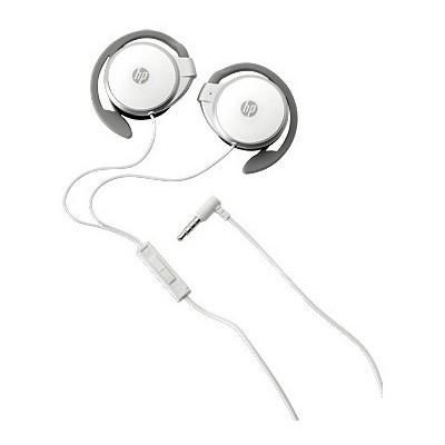 HP H2000 White Stereo Headset Kancalı Kulaklık