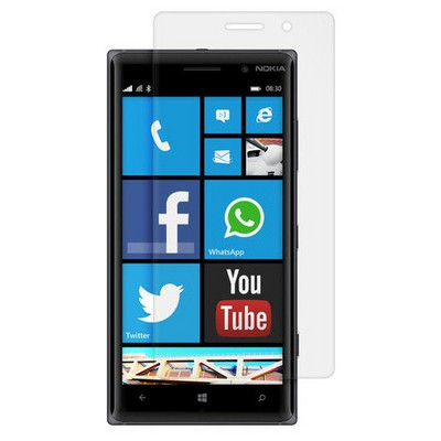 Microsonic Ultra Şeffaf Ekran Koruyucu Nokia Lumia 830 Film Ekran Koruyucu Film