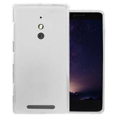 Microsonic Transparent Soft Nokia Lumia 830 Kılıf Beyaz Cep Telefonu Kılıfı