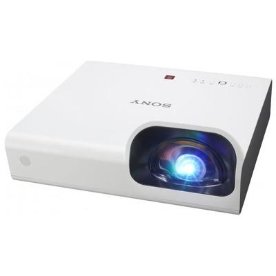 Sony VPL-SW235 3LCD 1280X800 3000 AL 3000:1 10.000 SAAT YAKIN MESAFE PROJEKSİYON (Opsiyonel Wi-Fi) Projektör