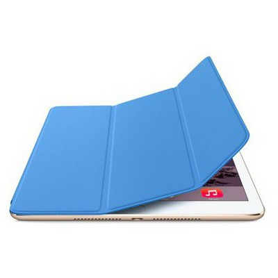 Microsonic Akıllı Uyku Modlu Smart Cover Ipad Air 2 Kılıf Mavi Tablet Kılıfı