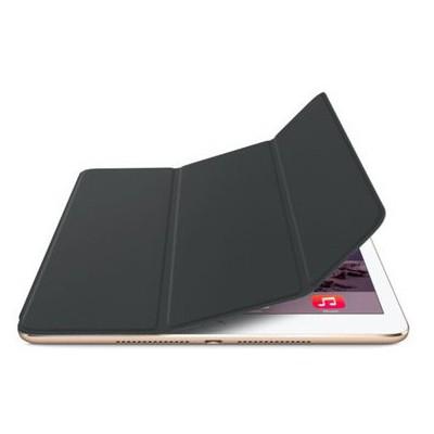 Microsonic Akıllı Uyku Modlu Smart Cover Ipad Air 2 Kılıf Siyah Tablet Kılıfı
