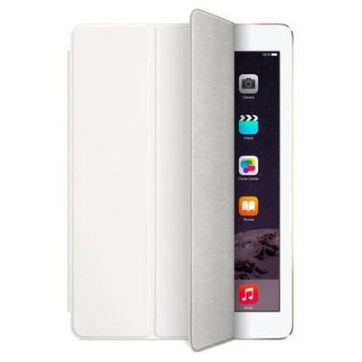 Microsonic Akıllı Uyku Modlu Smart Cover Ipad Air 2 Kılıf Beyaz Tablet Kılıfı