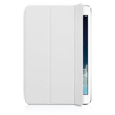 Microsonic Akıllı Uyku Modlu Smart Cover Ipad Mini 3 Kılıf Beyaz Tablet Kılıfı